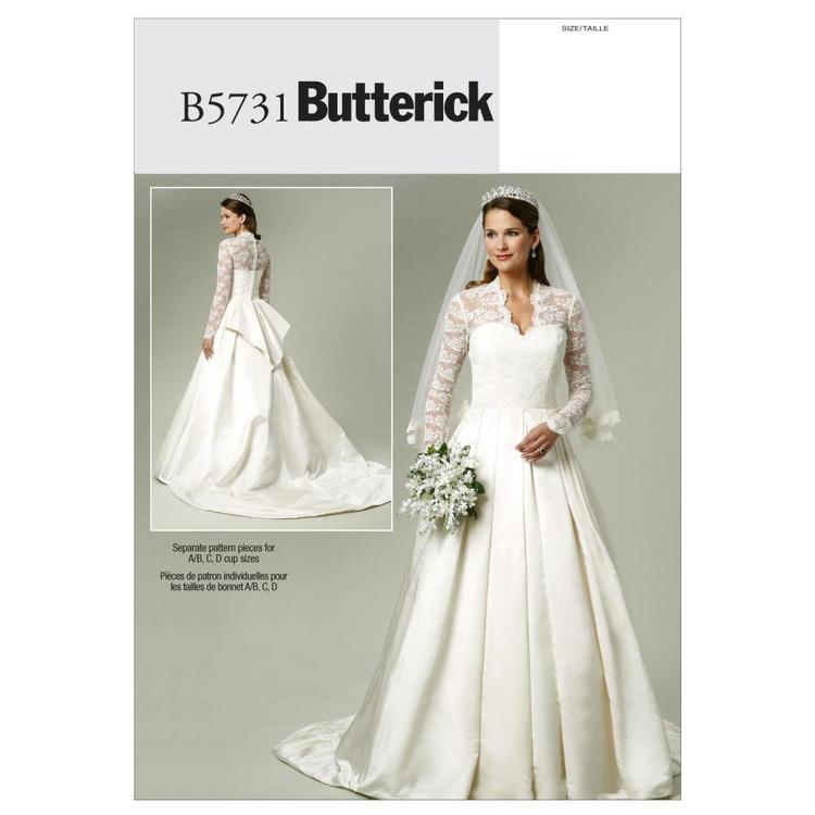 Butterick Pattern B5731 Misses' Dress