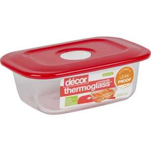 Decor Thermoglass Oblong Baking Dish 500 mL