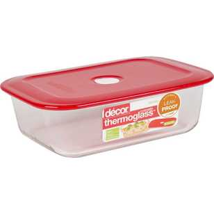 Decor Thermoglass Oblong Baking Dish 3 L