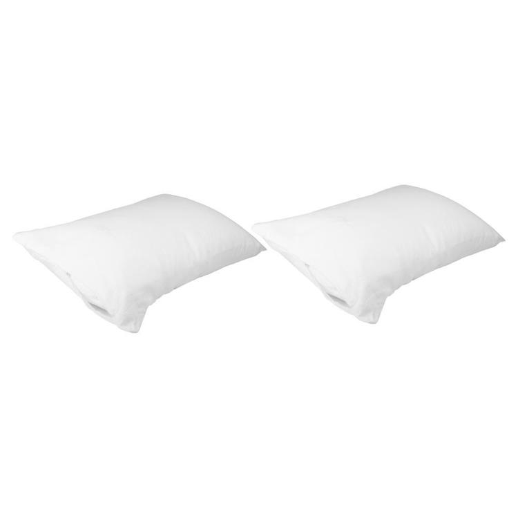Brampton House Regular Pillow Protector 2 Pack