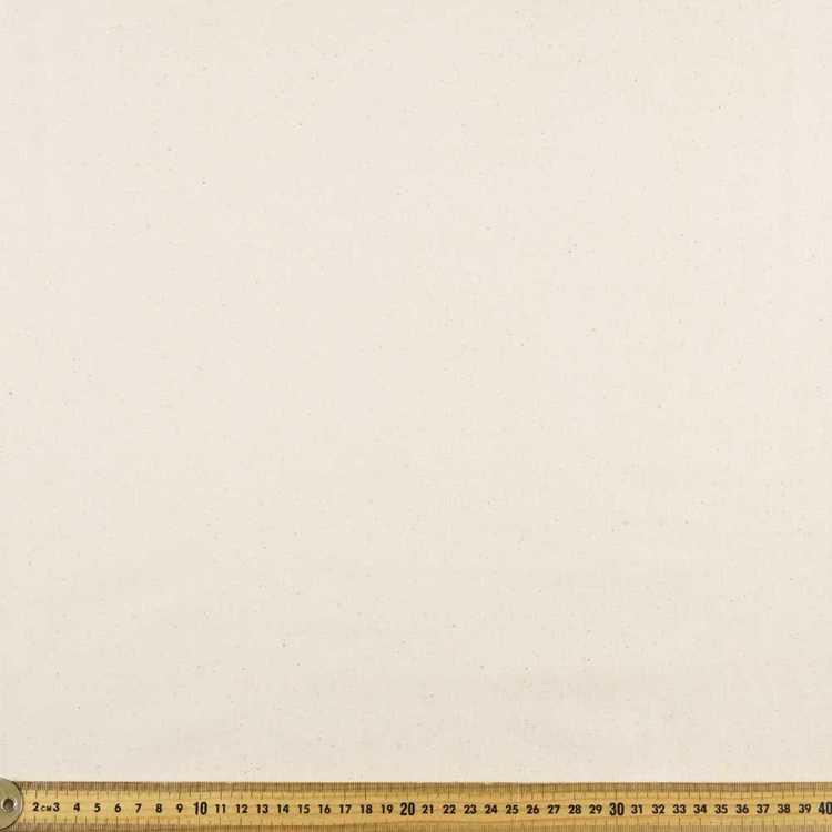 100/% Cotton Quilting Fabric Prima Homespun White