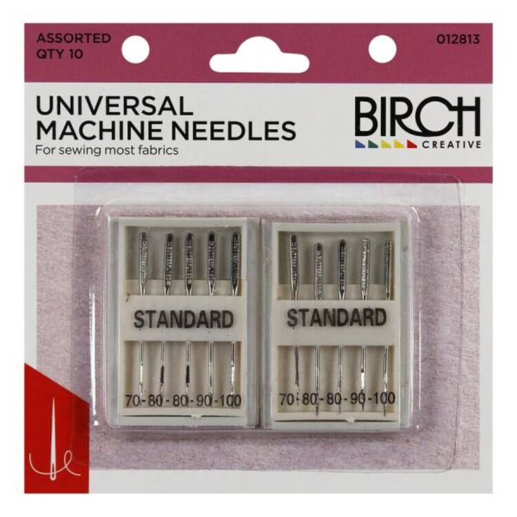 Birch Universal Machine Needles