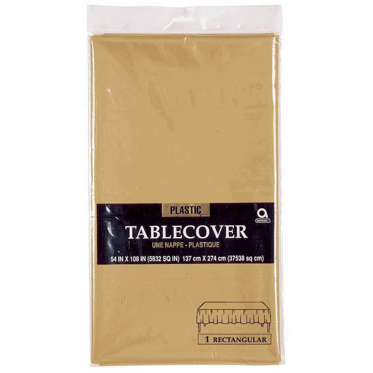 Amscan Rectangular Table Cover