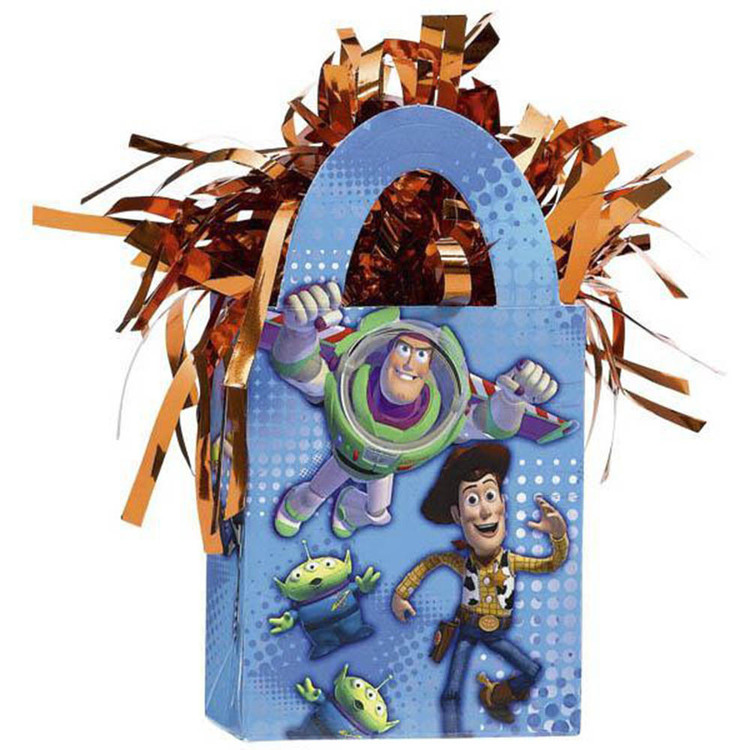 Disney Pixar Toy Story 3 Mini Tote Balloon Weight