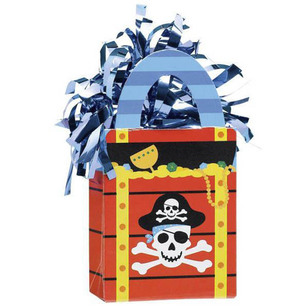 Amscan Pirate Party Tote Mini Balloon Weight