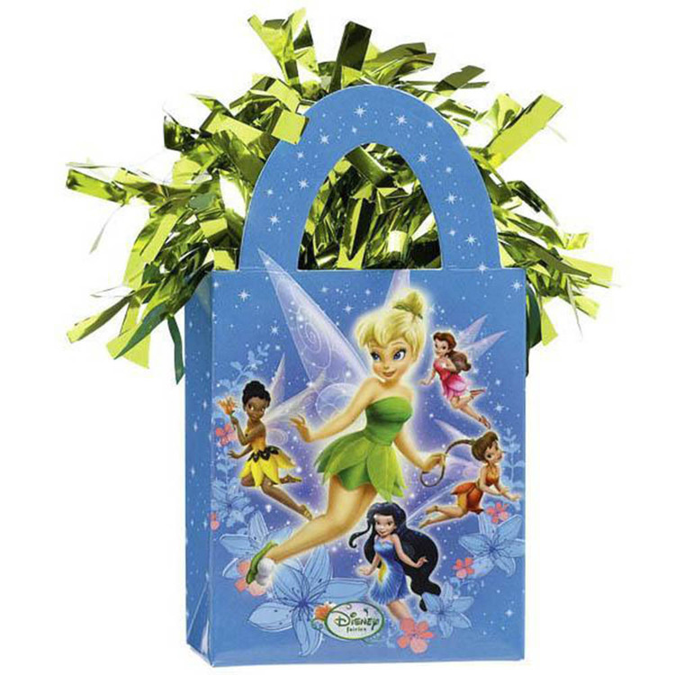 Disney Fairy Tinkerbell Mini Tote Balloon Weight