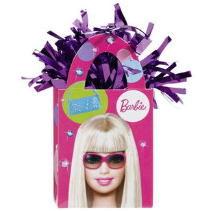 Barbie Mini Tote Balloon Weight