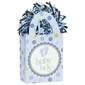 Amscan Baby Boy Mini Tote Balloon Weight