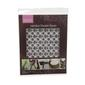Roberts Confectionery Damask Chocolate Transfers Black