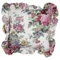 Gainsborough Rosewood Floral Cushion Rosewood