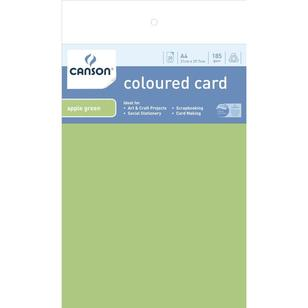 Canson Colour Card