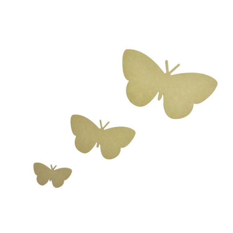Kaisercraft Beyond The Page Butterfly Wall Art