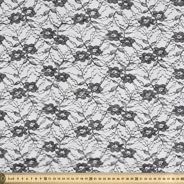 Nylon Lace 106 cm Fabric