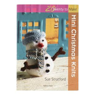 Search Press Twenty To Make: Mini Christmas Knits