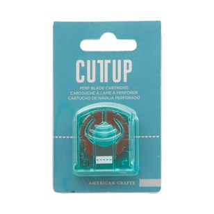 American Crafts Cutup Cartridge Perforate Blade