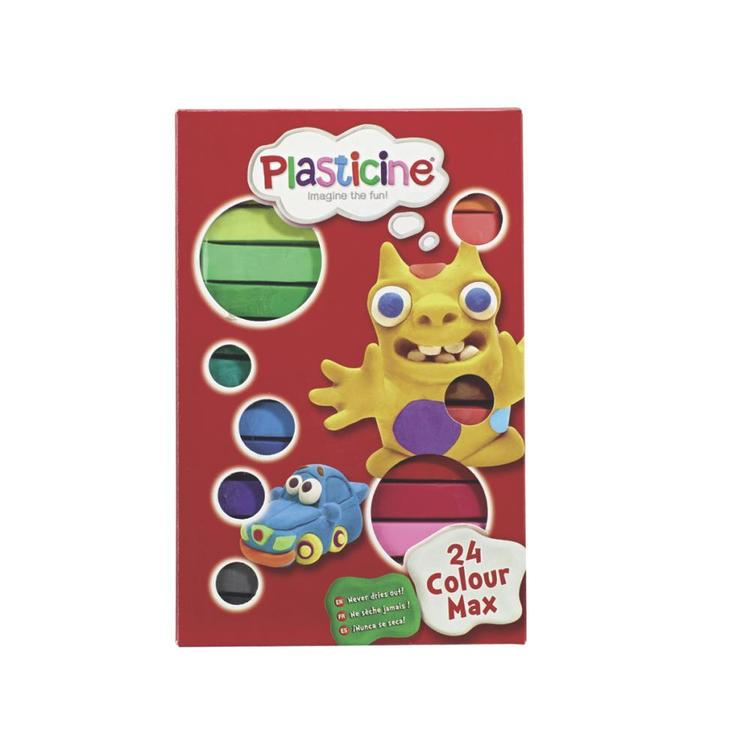 Plasticine Colour Max