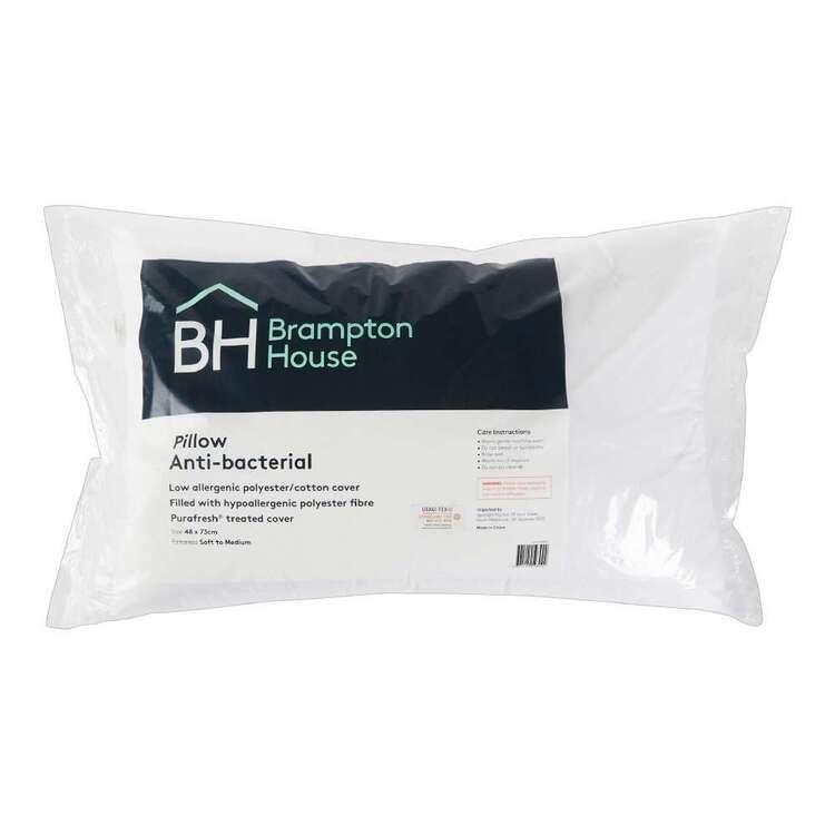 Brampton House Anti-bacterial Pillow