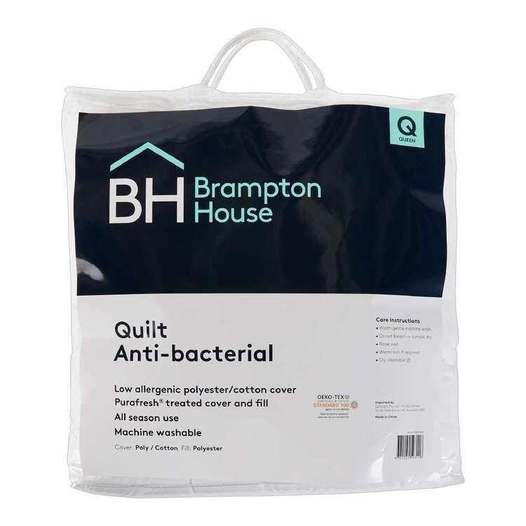 Brampton House Anti-Bacterial Quilt