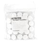 100 Pack Tea Light Candles White - Everyday Bargain