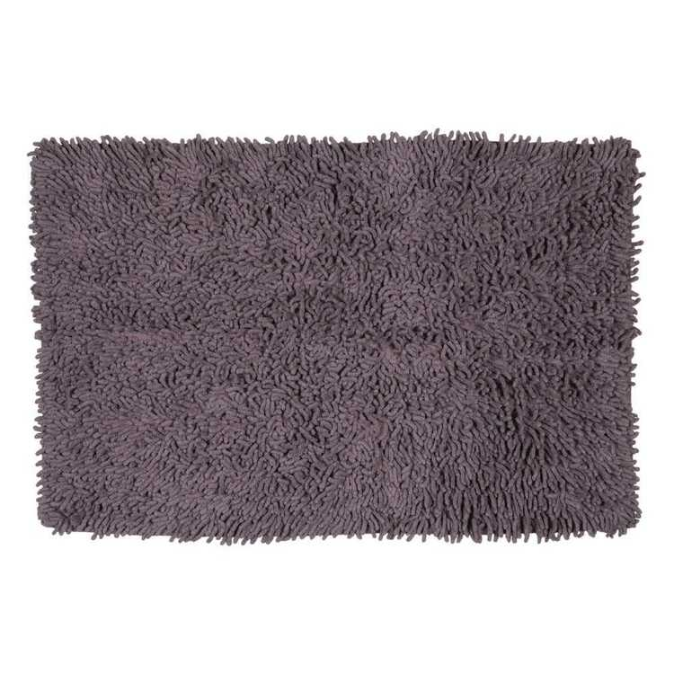 KOO Shaggy Toggle Bath Mat