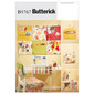 Butterick B5767 Sewing Room Organizers  One Size