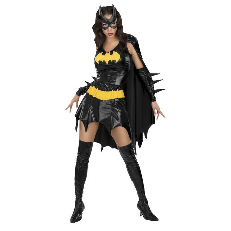 Dc Comics Batgirl Character Costume