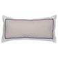 Logan & Mason Essex Cotton Long Cushion