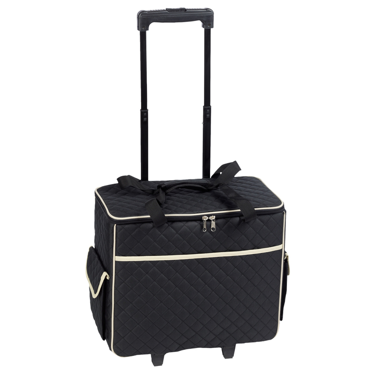 Semco Quilted Trolley Bag
