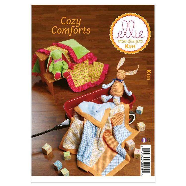 Kwik Sew Pattern K0111 Cozy Comforts
