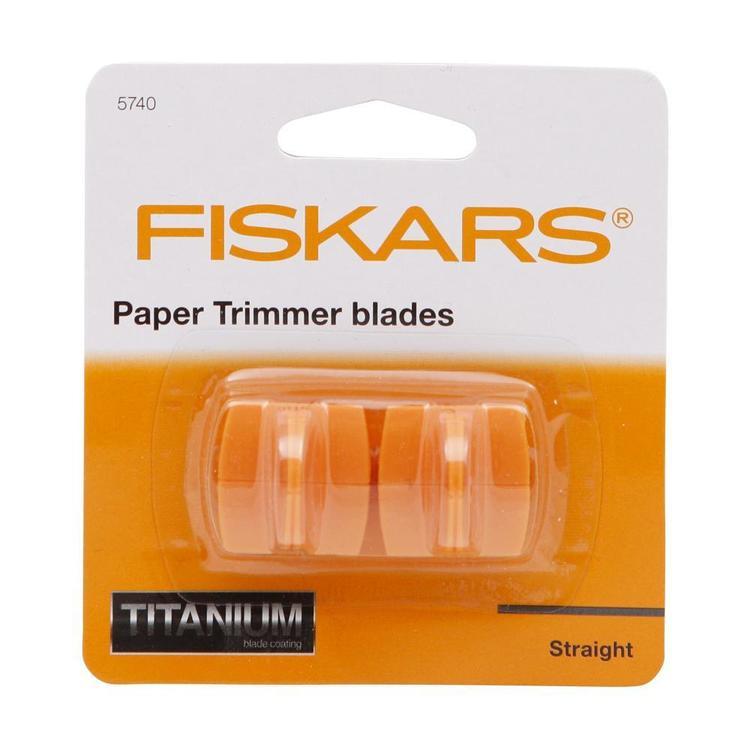 Fiskars Titanium Trimmer Blade