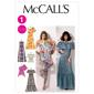 McCalls M6558 Womens' Tops & Dresses