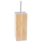 KOO Bamboo Toilet Brush Holder Bamboo