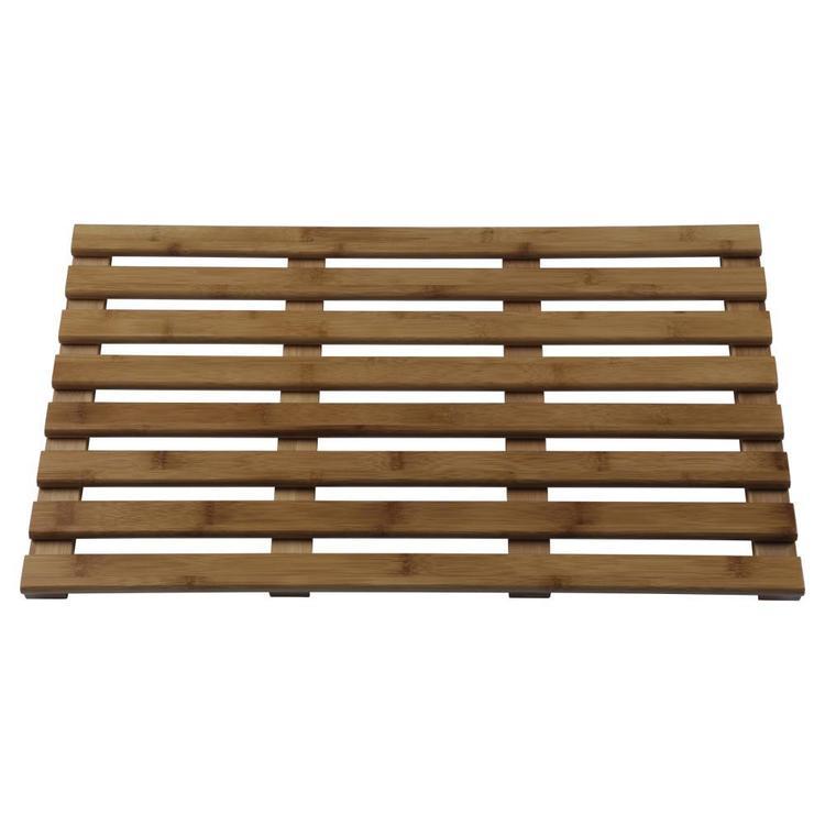 KOO Bamboo Bath Mat
