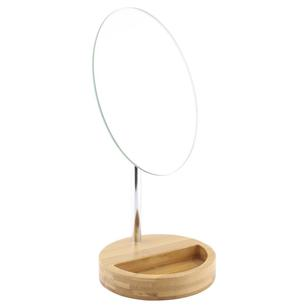 KOO Bamboo Bathroom Mirror