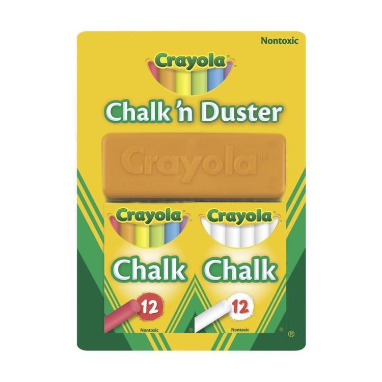 Crayola Chalk 'N' Duster