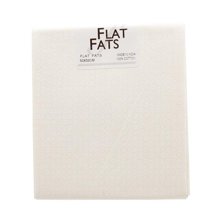 Naturals 2 Tile Flat Fats