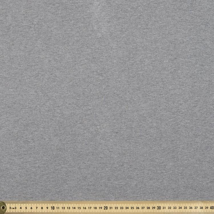Plain 112 cm Combed Cotton Jersey Fabric