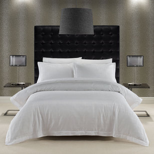 Hotel Savoy 500 Thread Count Quilt Cover Set