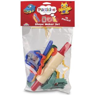 Plasticine Shape Maker Set