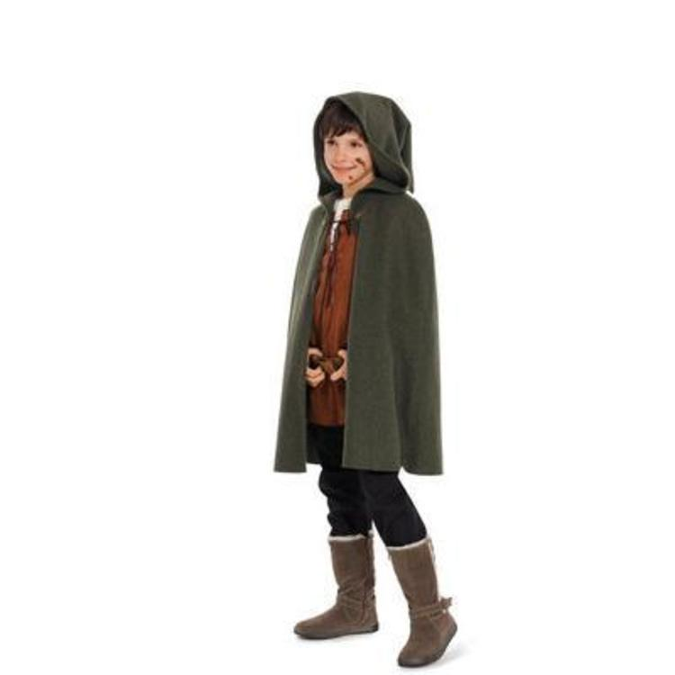 Burda 9472 Kid's Robin Hood Costume
