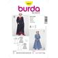 Burda 9473 Kid's Historic Gowns
