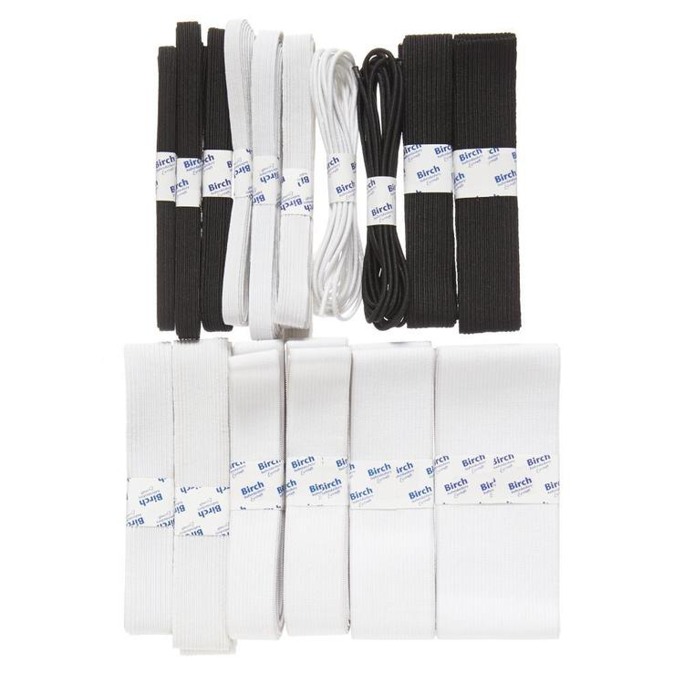 Birch Elastic Value Pack