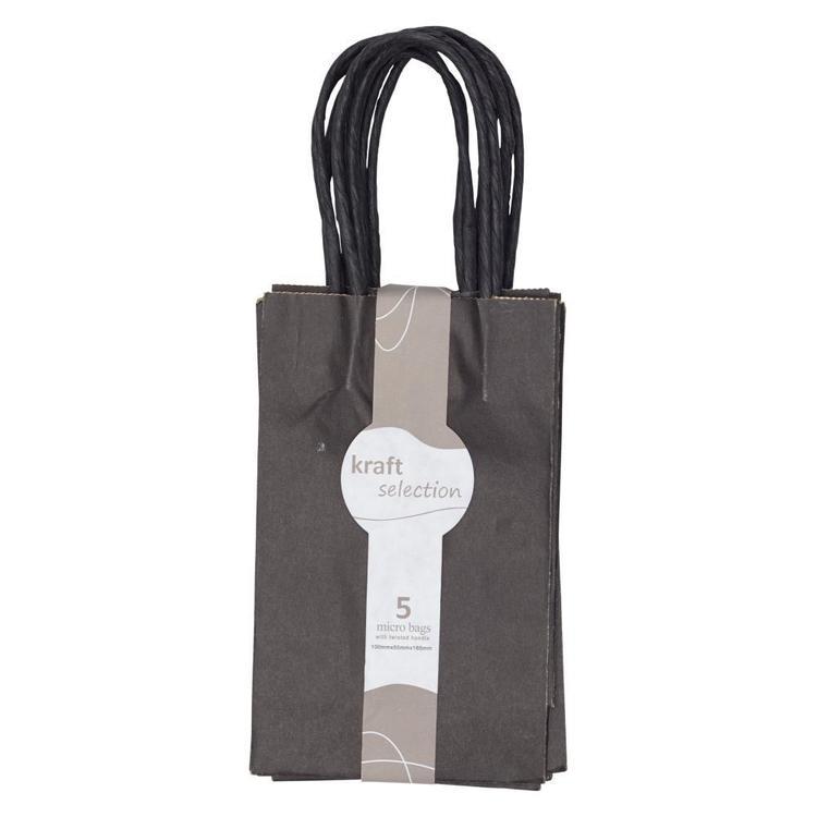 Micro Kraft Bags