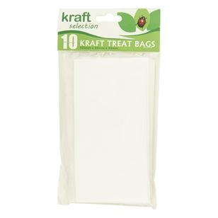 Kraft Treat Bags