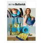 Butterick B5798 Baby's' Changing Pad, Neck Support, Carrier & Diaper Bag  One Size