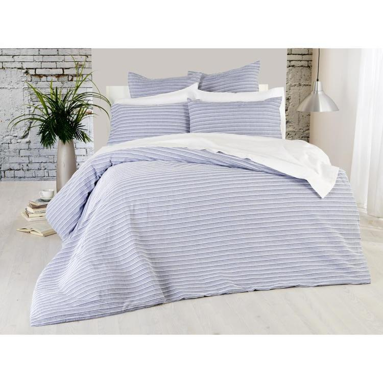 KOO Broadway Pintuck Quilt Cover Set