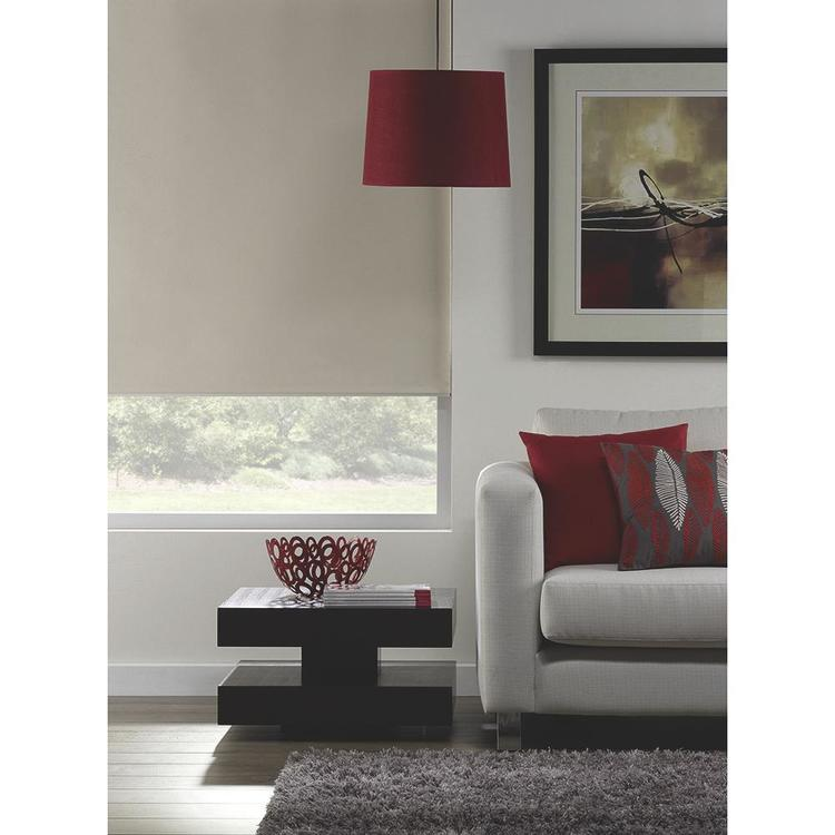 Caprice Platinum Holland Roller Blind