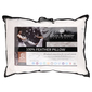 Logan & Mason 100% Feather Pillow White Standard