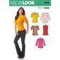 New Look 6150 Women's Top  4 - 16