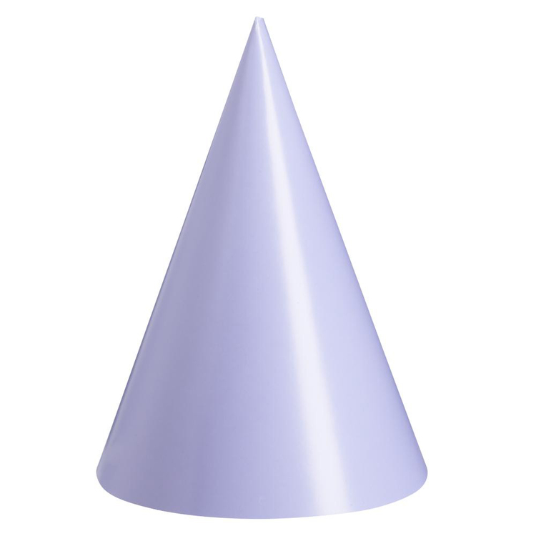 Plain Party Hats
